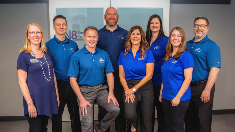 n8-family-chiropractic-team